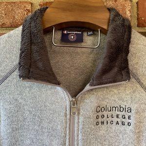 Columbia College Chicago Fleece Zip-up